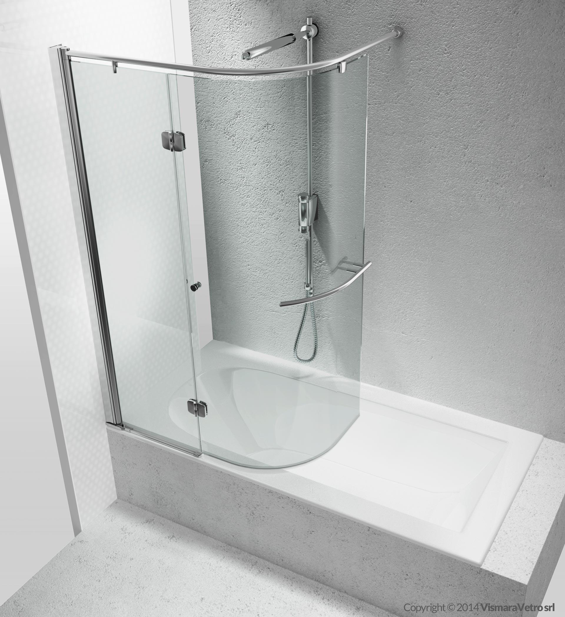 Stunning Cabine Doccia Per Vasca Da Bagno Ideas - New Home Design ...