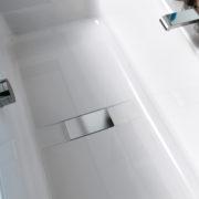 baignoire Wilmotte avec + sans hydro