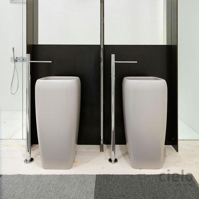 vasque sur pied aura concept cuisine salle de bain spa. Black Bedroom Furniture Sets. Home Design Ideas